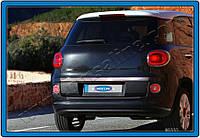 Кромка багажника Fiat 500/500L