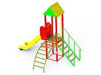 Комплекс-горка Kiddie12  для детей 2-5 лет, фото 1