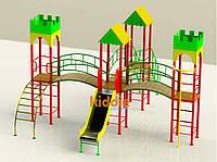 Игровой комплекс Kiddie13  для детей 2-5 лет, фото 1