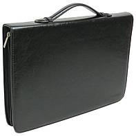 Папка-портфель для документов 4U Cavaldi, B0415 черная