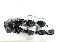 Комплект видеонаблюдения на 8 камер + регистратор 945kit 8ch AHD Gibrid, комплект камер видеонаблюдения