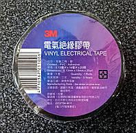 Изолента 3M PVC черная, фото 1