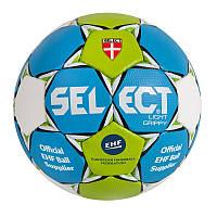 Мяч гандбольный детский Select Light Grippy EHF