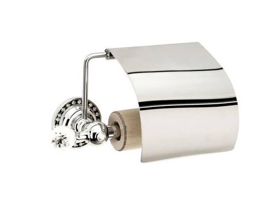 Держатель для туалетной бумаги KUGU Swan 411C, фото 2