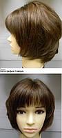 Парик с имитацией кожи головы Славянские волосы