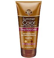 Лосьон автозагар Banana Boat Sunless Summer Color Self Tanning Lotion, Deep Dark
