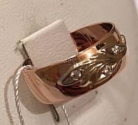 Кольцо золотое 585*,арт.3037 d