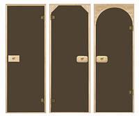 Двери для саун Бронза 70х190