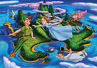 Peter pan never grow up wall decal high definition pictures