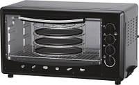 Мини-печь Vimar VEO 5930 B c подставкой для пицци, конвекцией, вертелом, грилем, подсветкой и таймер
