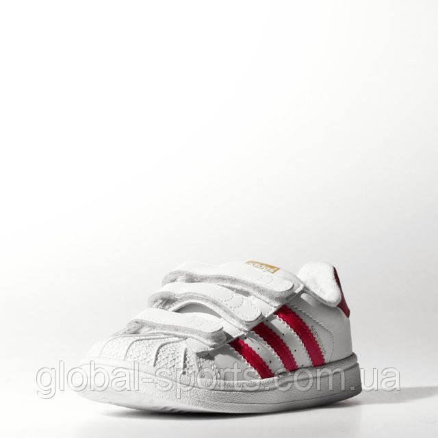 Детские кроссовки Adidas Superstar Foundation (Артикул  S77612 ... 54e51ec91ca31