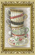СКВ-141. Схема Чайний сервіз