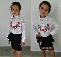 Блузка детская подросток