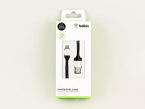 USB кабель Belkin microUSB metal без оплетки (1,2m), фото 2