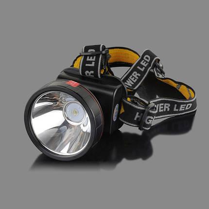 Налобный фонарь led headlight 508, фото 2