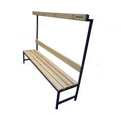Скамья для раздевалки L=200см. GM0051