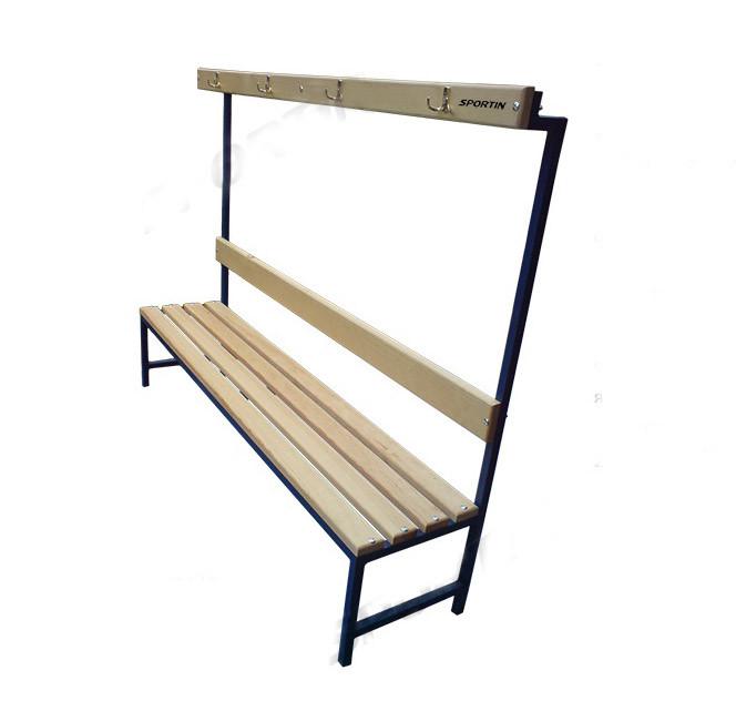 Скамья для раздевалки L=100см. GM0052