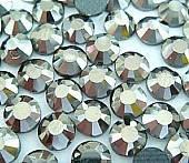 Стразы DMC, Silver Hematit (серебро) SS10, термоклеевые. Цена за 144шт, фото 1