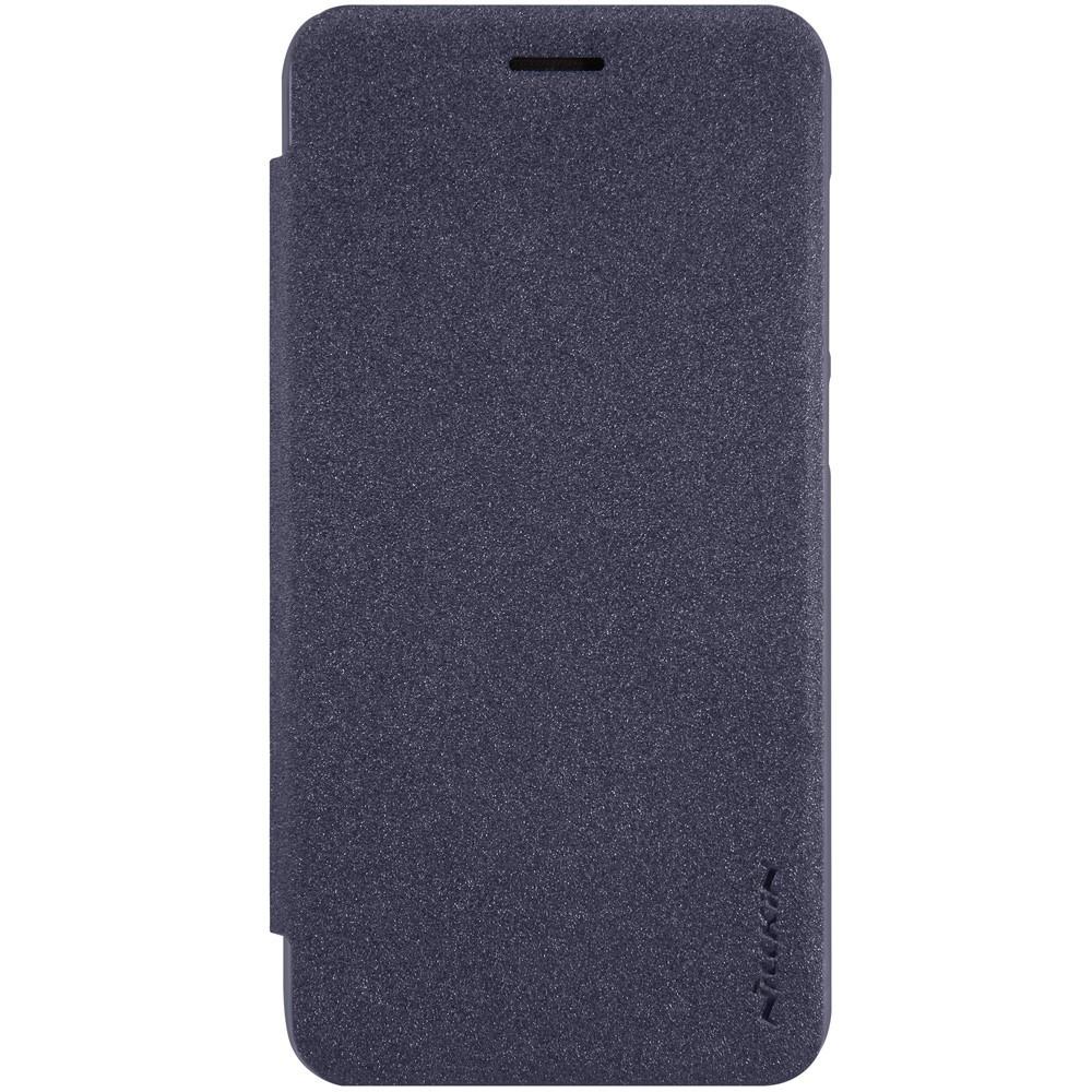 Чехол книжка Nillkin Sparkle Series для Huawei Y5 II черный