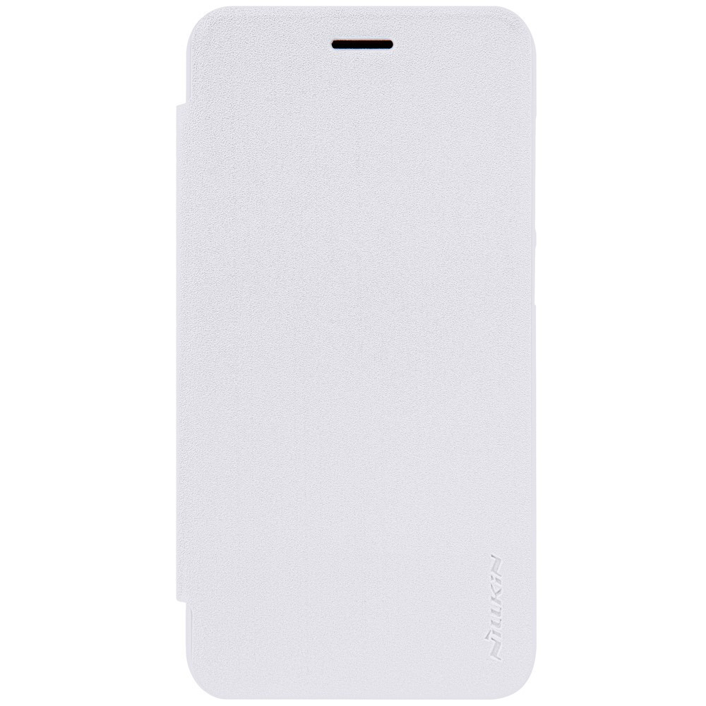 Чехол книжка Nillkin Sparkle Series для Huawei Y5 II белый