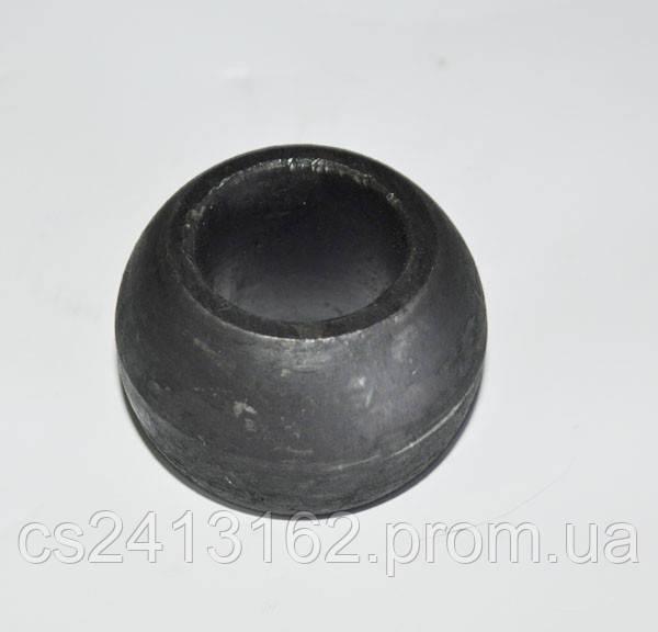 Шарнир (шар) продольной тяги навески (яблочко) ЮМЗ 461.06.001-45-46005032 в сборе