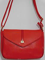 Клатч Шанель коробочка красный, фото 1