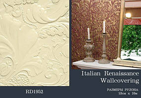 Обои Italian Renaissance. Lincrusta (Линкруста)