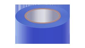 Ізоляційна стрічка 10 м синя