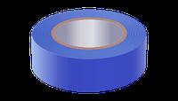 Изоляционная лента 30 м синяя