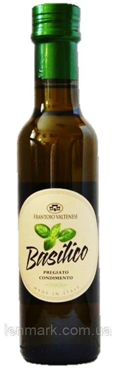 Оливковое масло Frantoio Valtenesi Basilico  0.25 л
