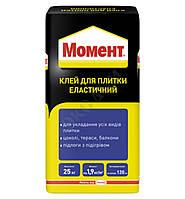 Клей эластичный для плитки Момент Henkel