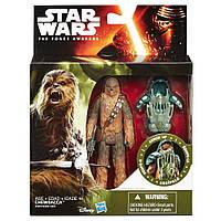 """Чубакка с броней """"Звездные войны Эпизод 7: Пробуждение силы"""" - Chewbacca, The Force Awakens, Hasbro"""