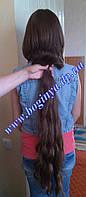 Волосы Детские Славянские Натуральные в Срезе