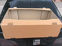 Ящик яблочный и овощной-картон