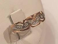 Кольцо золотое 585*,арт.2971 d
