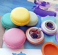 Контейнер для бисера и мелочей 1 ячейка круглый 6 см, цвет на выбор