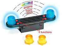 Игрушка - аксессуар: звуковой и световой спецсигнал Bruder (02801)