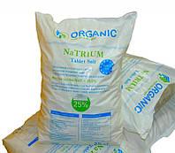 Таблетированная соль Organic 25 кг