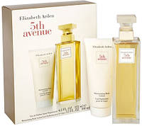 ELIZABETH ARDEN 5TH AVENUE WOMAN set (edp 125 +b/l 100 )