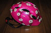 Вело шлем на девочку