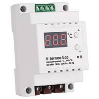 Мощный терморегулятор terneo b30 теплый пол