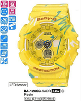 Часы CASIO BA-120SC-9AER