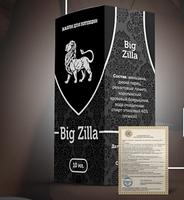 Big Zilla, Биг Зилла капли для потенции.Официальный сайт