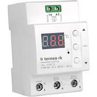 Термореле термостат terneo rk электрических котлов