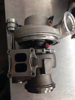 Турбокомпрессор турбина к эскаватору Hyundai R450LC R480LC R500LC Cummins QSM11