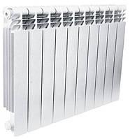 Радиатор биметаллический Ecotherm 500/80, 1,28 кг/секция, фото 1