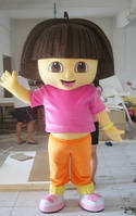Ростовая кукла Даша следопыт