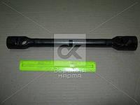 Ключ балонный ГАЗЕЛЬ, КАМАЗ (24х27) L=360 мм (пр-во г.Павлово)