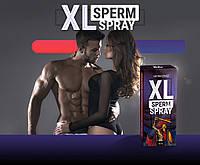 Спрей для увеличения члена и количества спермы XL купить.Официальный сайт