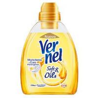 """Кондиционер для белья Vernel """"Soft & Oils Gold"""", 750 мл"""